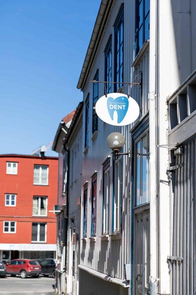 Moderne Tannlege Trondheim Sentrum