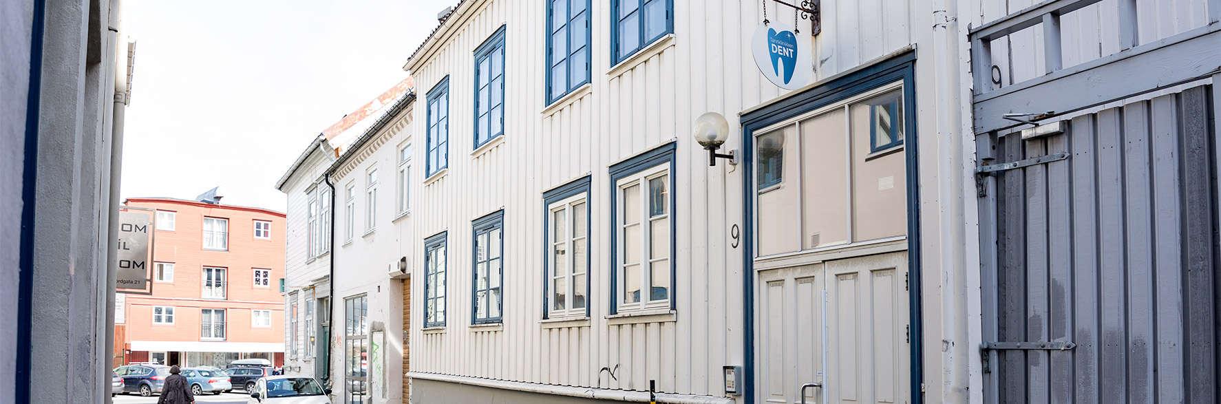 Tannklinikken Dent i Trondheim Sentrum