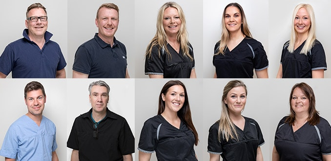 Tannlege Trondheim - Alle ansatte hos Tannklinikken Dent